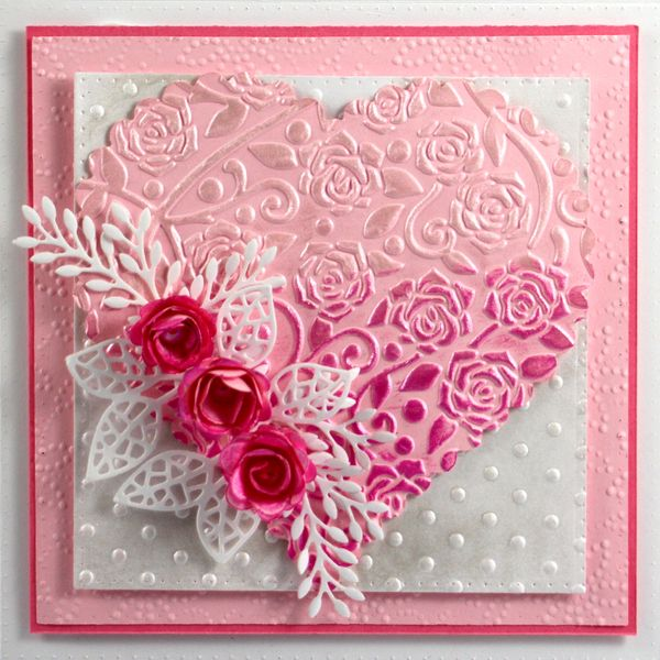 Cotton Candy Card Project