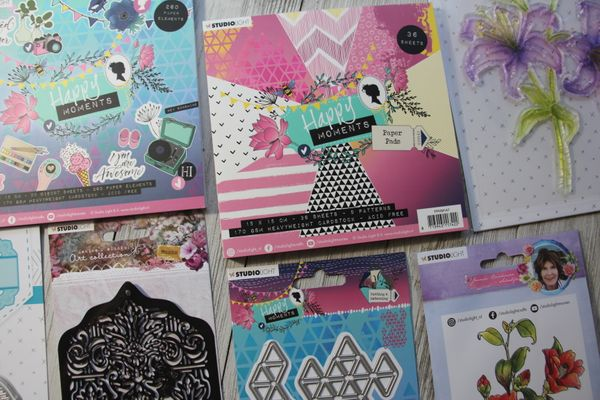 Card Making with Studio Light Products