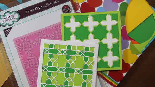 Paper Piecing Card Designs