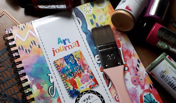 A Creative Adventure - Journals.
