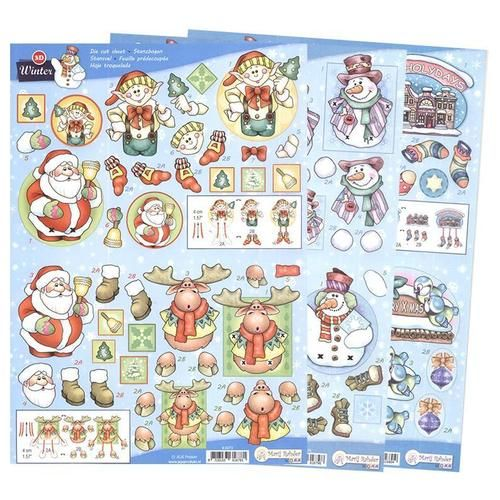 Winter Cardmaking Kit
